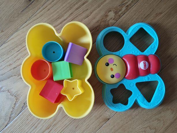 Zabawki Fischer Price wczesno rozwojowe