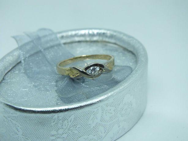 **Nowy złoty pierścionek 1,97g p.333-Lombard Stówka**