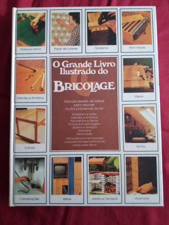 O grande livro ilustrado do bricolage