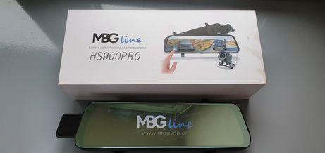 Wideorejestrator w lusterku kamera cofania MGB line HD900PRO