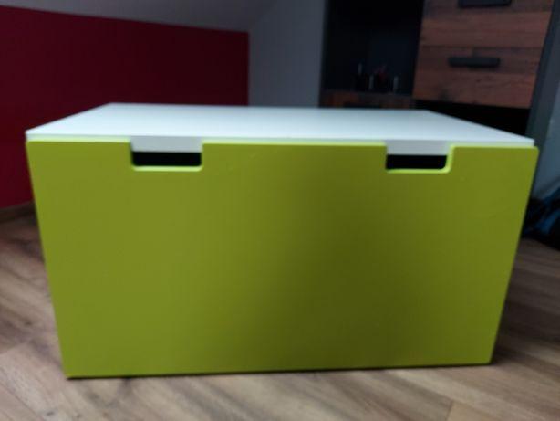 Meble Ikea Stuva, zielone- komoda, szafa, biurko z nadstawką, i więcej