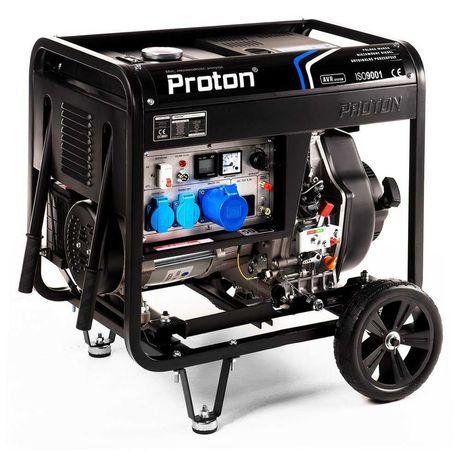 Agregat prądotwórczy Proton 1 - 7600 Watt 230V DIESEL
