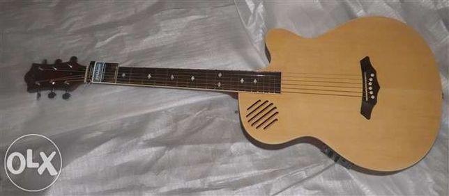 Guitarra Western semiacústica