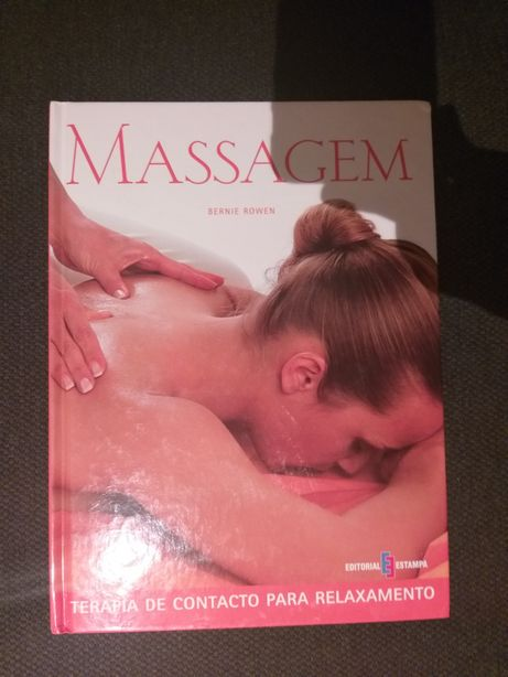 livro sobre massagem bom presente