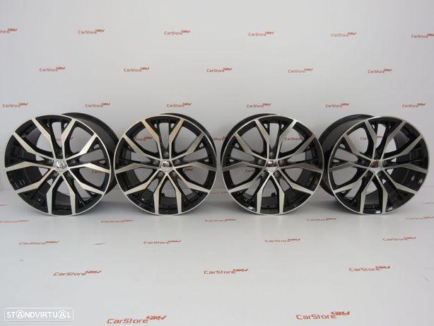 Jantes  Look Volkswagen  GTi Santiago 17X7.5 5x100 ET40 57.1