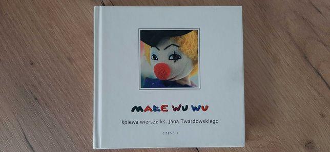 Małe Wu Wu śpiewa wiersze ks. Jana Twardowskiego 1 x CD