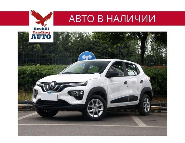 Электромобиль Renault City K-ZE 2019 по ВЫГОДНОЙ цене!