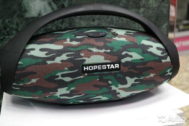 Распродажа!! Портативная Bluetooth колонка Hopestar H31 (Камуфляж)