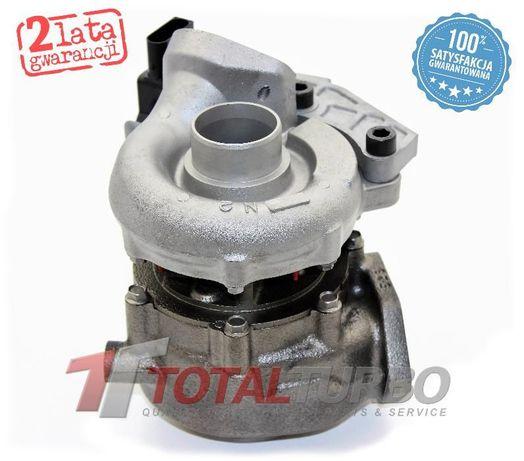 Turbosprężarka turbina BMW e90 e91 e92 X3 120d 320d 520d