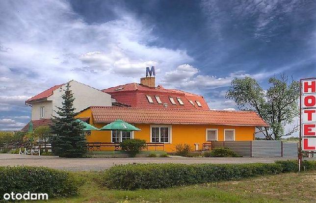 Całoroczny Hotel z Restauracją koło Świebodzina !!