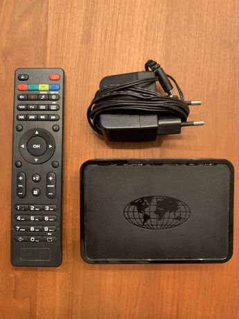 Box IPTV MAG 254