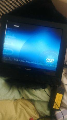 Telewizor 15cal.prosonic wbudowane dvd pilot