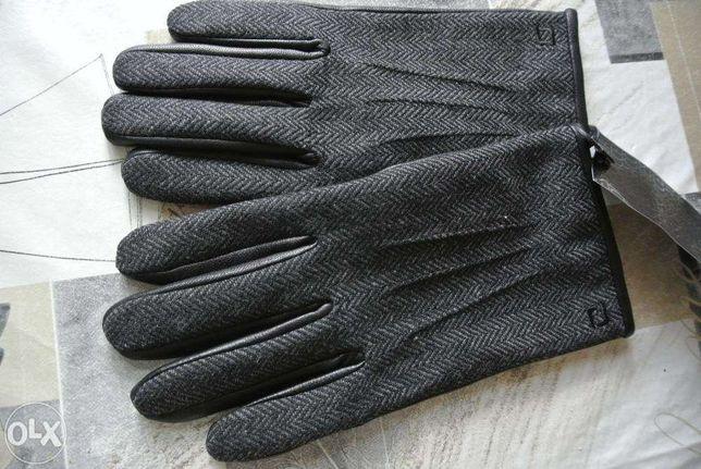 Кожаные перчатки новые OSTIN