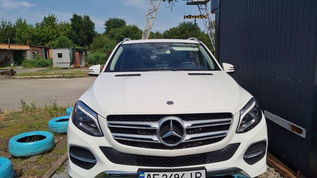 Mercedes Benz GLE 250 CDI BlueTec