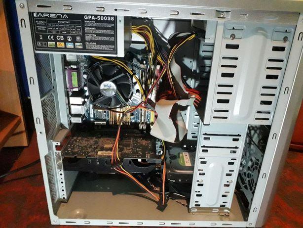 Системний блок Cobra + Монитор LG Flatron L1753TR
