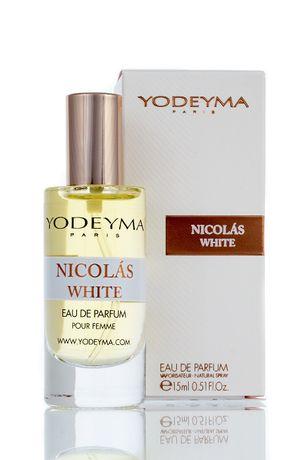 Perfumy Damskie Yodeyma Nicolás White 15ml