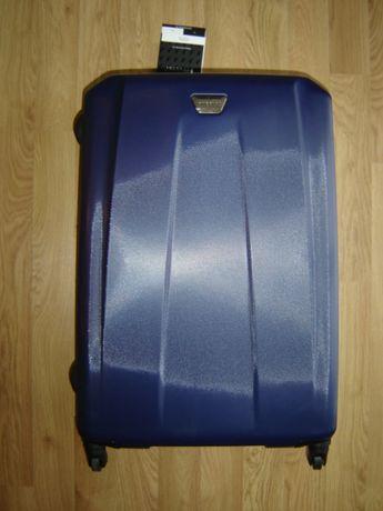 Walizka kabinowa podróżna duża twarda na kod PUCCINI Madeira ABS NOWA
