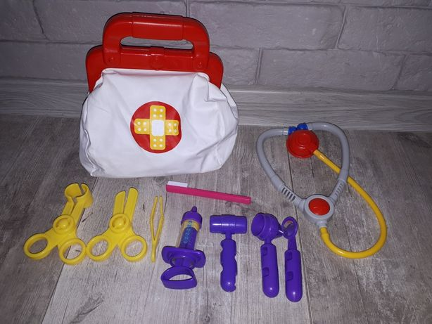 Toys rus torba lekarska i akcesoria