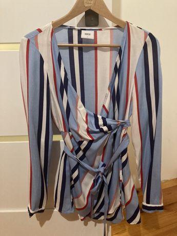 Wiazana bluzka/koszula ciążowa mamalicious