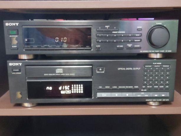 modulos sony D905 ( tuner+leitor de cds+leitor de cassetes! O leitor d