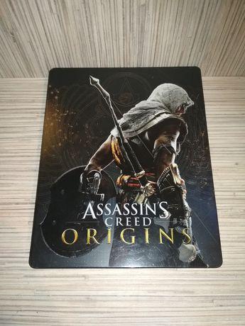 [Tomsi.pl] Assassin's Creed Origins PL +Steelbook PS4 PlayStation