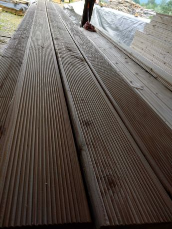 Deska tarasowa modrzew