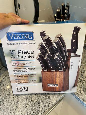 Noże kuchenne viking super noże