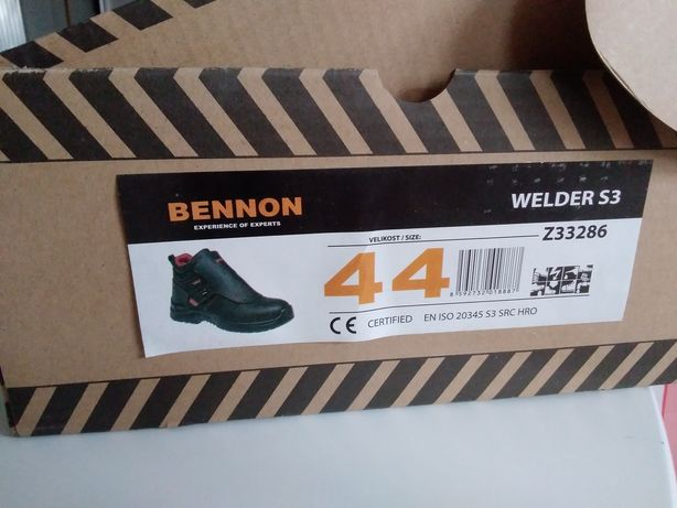 Buty robocze BENNON r 44