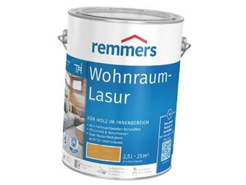 Remmers Wohnraum-Lasur 2,5L – Lazura woskowa do pielęgnacji