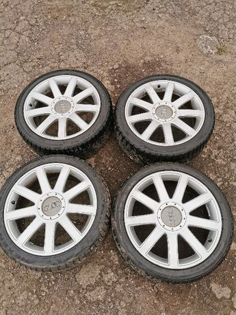 Диски Audi Ауді 5*112 R18 Р18 8J ET43 4e0601025ab