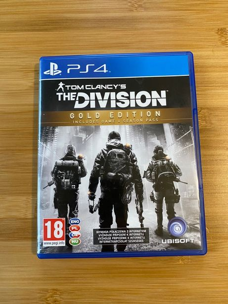 PS4 Division [Gold Edition]