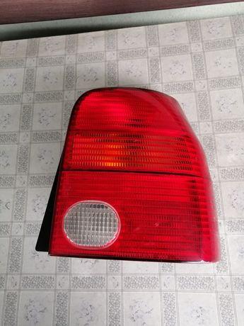 Lampa VW Lupo prawy tył