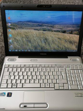 Laptop Toshiba Satellite L500 Windows 7 2Gb działa dobry stan