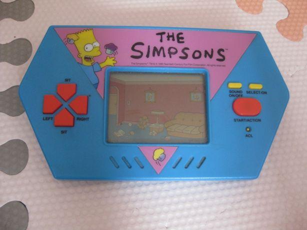 acclaim games the simpson 1989