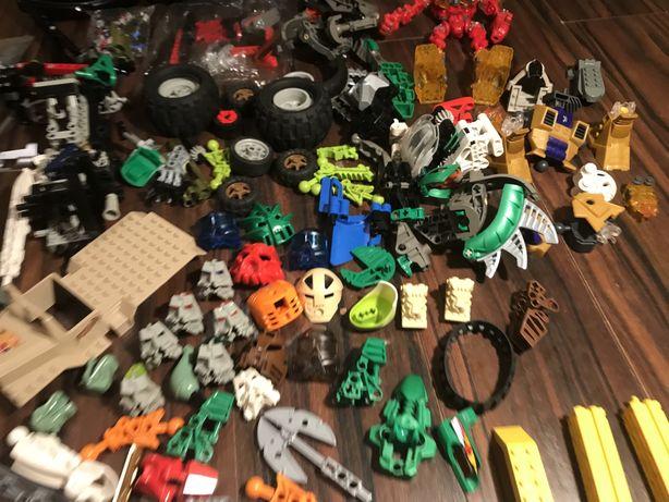 Lego i inne w Skrzyni Klocki 1,9 kg