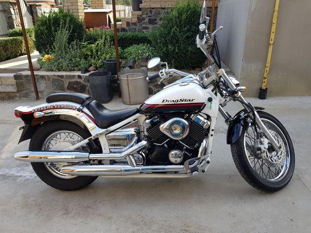 Мотоцикл Yamaha Drag Star 400 (драгстар) с Японии, документы