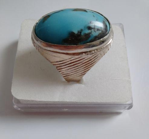 Мужской перстень ручной работы