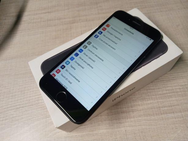 iPhone 7 32 GB Black z pudełkiem