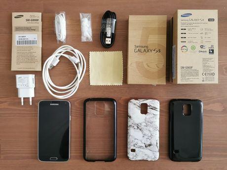 Samsung Galaxy S5 SM-G900F 16GB stan idealny + etui SPIGEN !