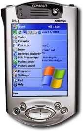 Compaq iPAQ H3970 Pocket PC