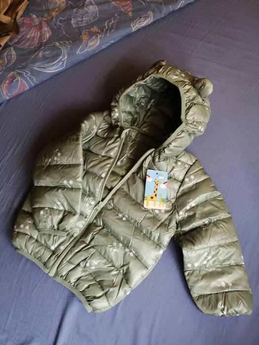 Куртка демі для дівчинки Львов - изображение 1