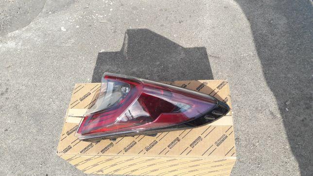 Новый оригинальный фонарь задний RH для Toyota C-HR, 81550-F4031