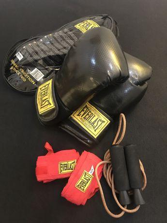 Kit Boxe Everlast