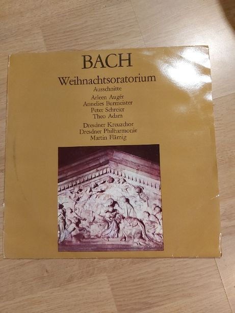 Płyta Winylowa Johan Sebastian Bach Weinachtsoratorium BWV 248