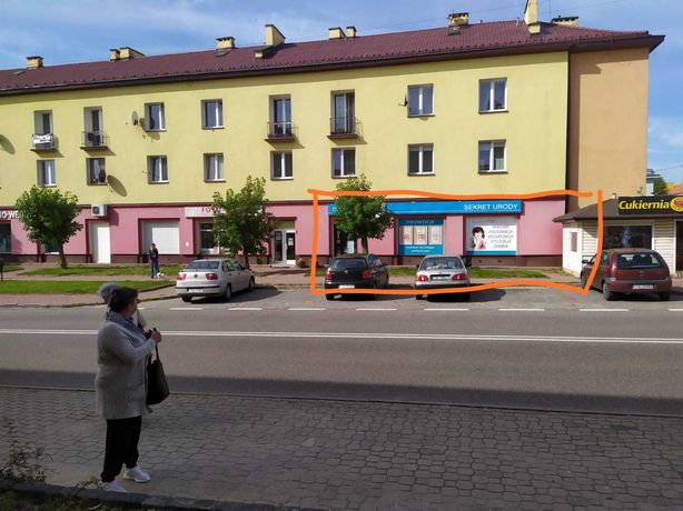 Lokal handlowy na sprzedaż w Skarżysku Kamiennej