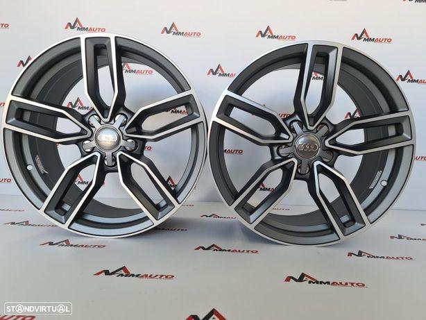 Jantes Audi RS3 Gunmetal 18
