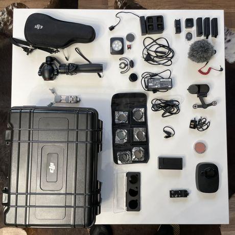 DJI Osmo ZENMUSE X3 ZOOM oraz dużo akcesoriów