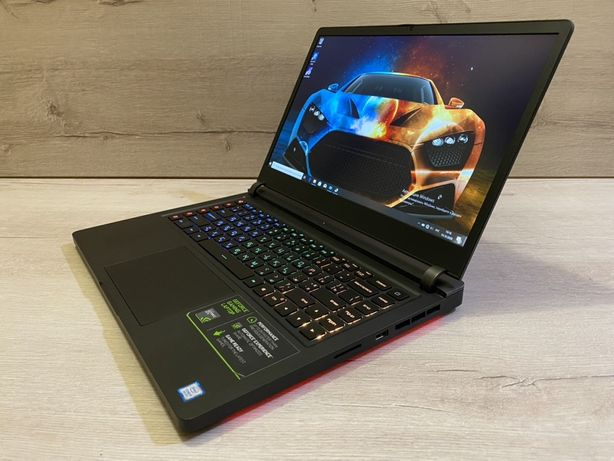 Ноутбук бизнес класса xiaomi i5-8300h ddr4-8 ssd 256 Gtx 1050ti