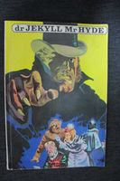 dr Jekyll Mr Hyde komiks