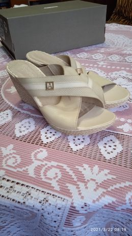 Новые босоножки сандалии туфли Markodis, натуральная кожа